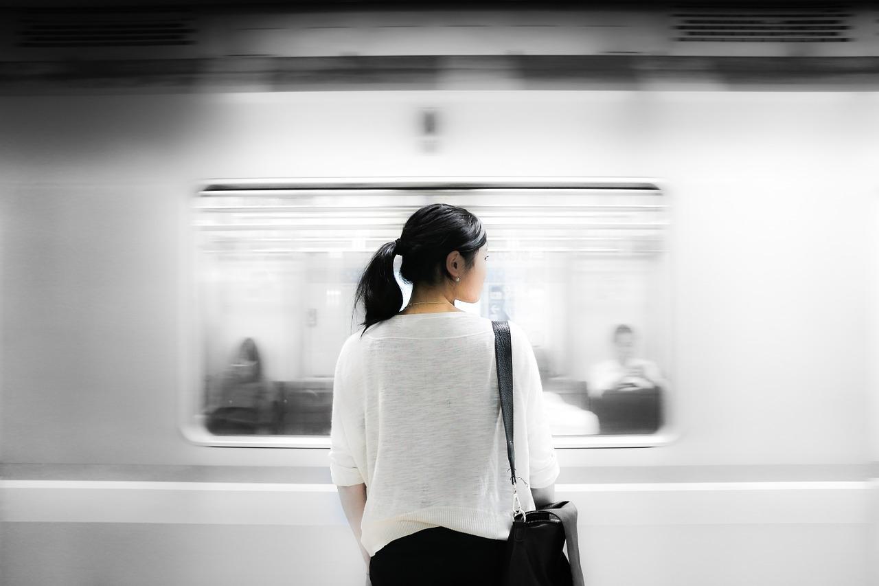 Prendre les transports en commun