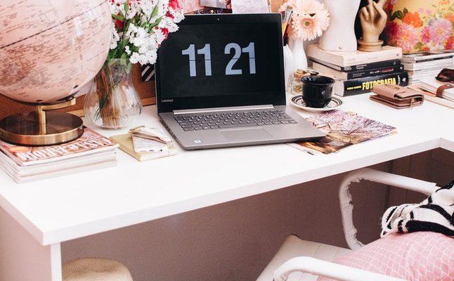 Travailler en home office