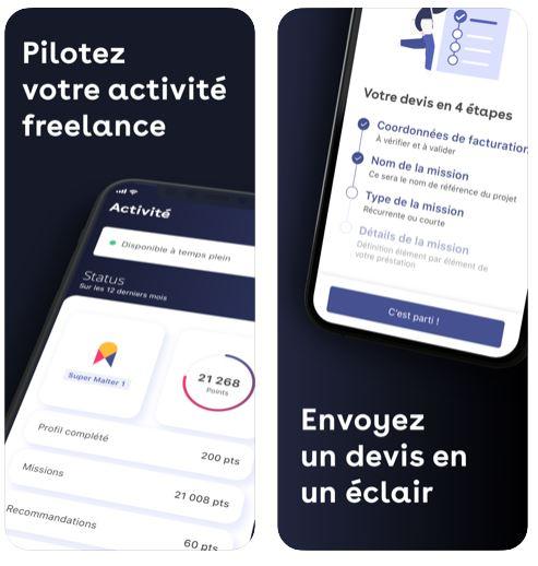 freelance-appli